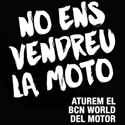 no ens vendreu la moto